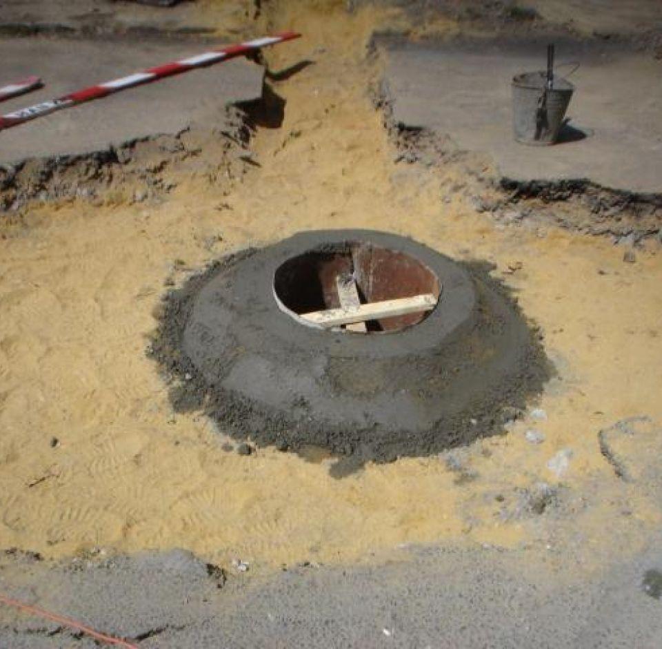Pécs, zárt csapadékcsatorna hálózat javítási és fenntartási munkái