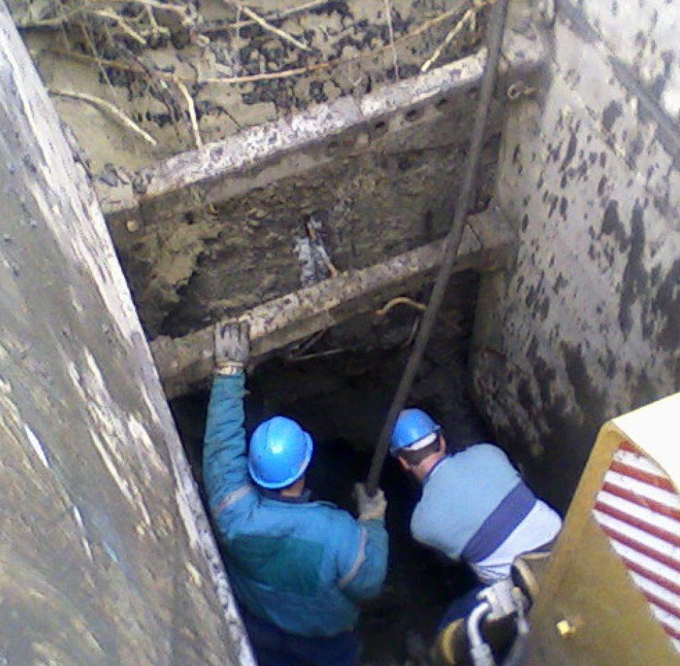 Pécs, Déli szennyvíz főgyűjtő rekonstrukció II. ütem