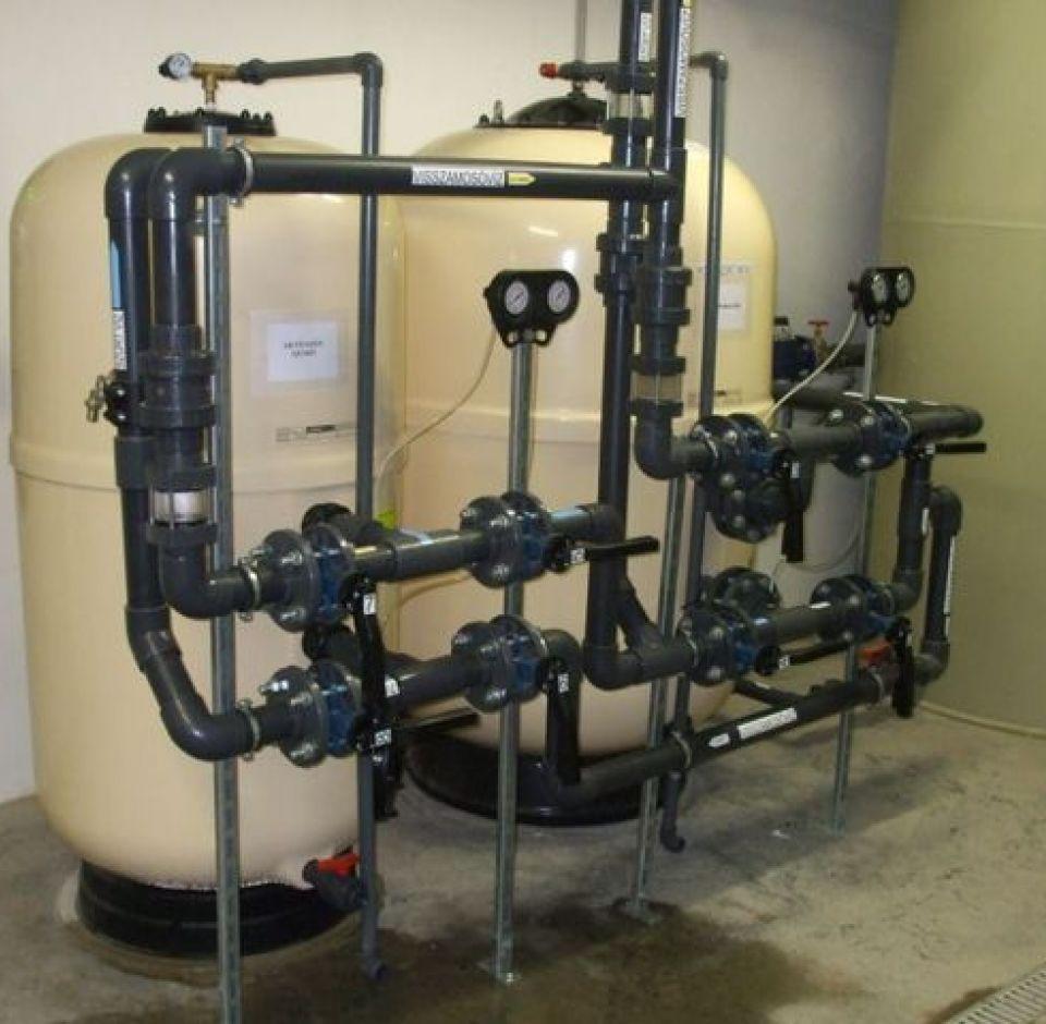 Zsolnay Porcelánmanufaktúra Zrt. ipari szennyvízkezelésének kiépítése